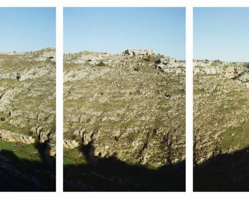 Matera (tre trittici)